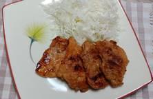 Thịt ram Miso