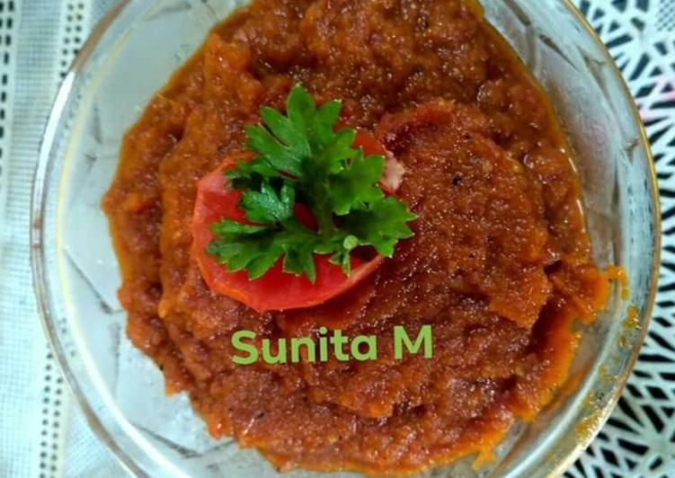 Jalapeno salsa sauce