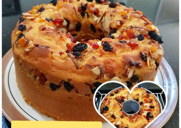 Brudel Cake