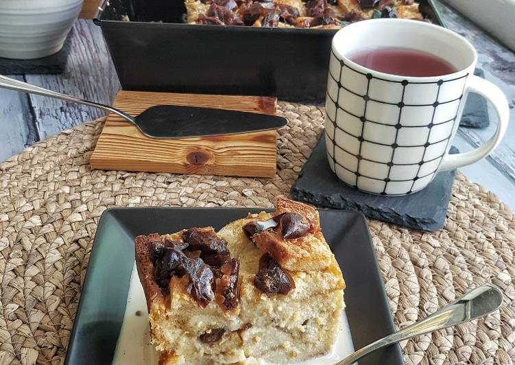 Puding Roti Kurma Oat #Kurma - velavinkabakery.com
