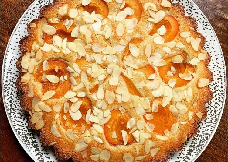 Comment Servir ☆Financier aux Abricots☆