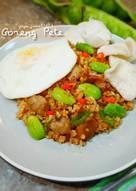 Resep Dan Cara Memasak Nasi Goreng Pete Enak banget