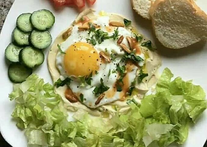 Healthy omlette
