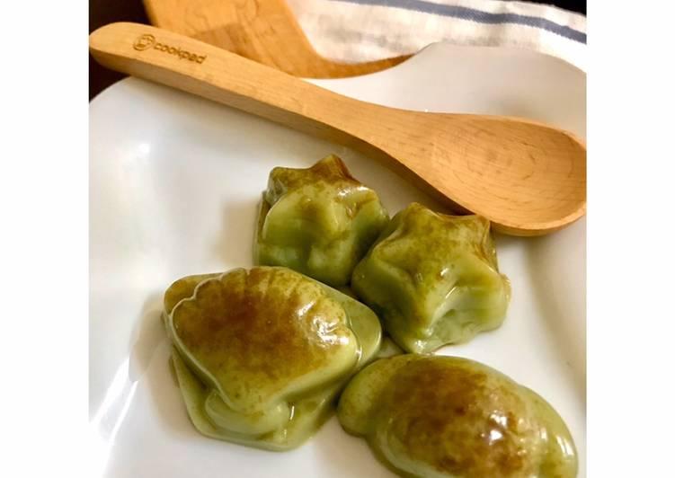 Green Tea Agar-agar - resepipouler.com