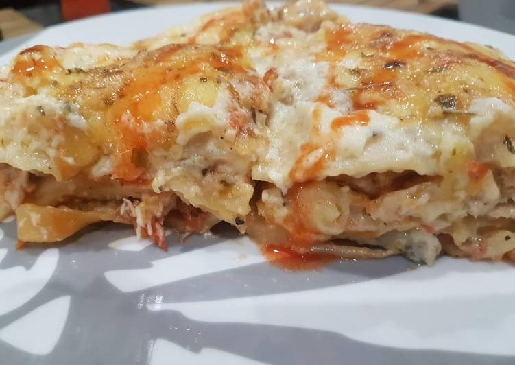 Recipe: Yummy Lasagne