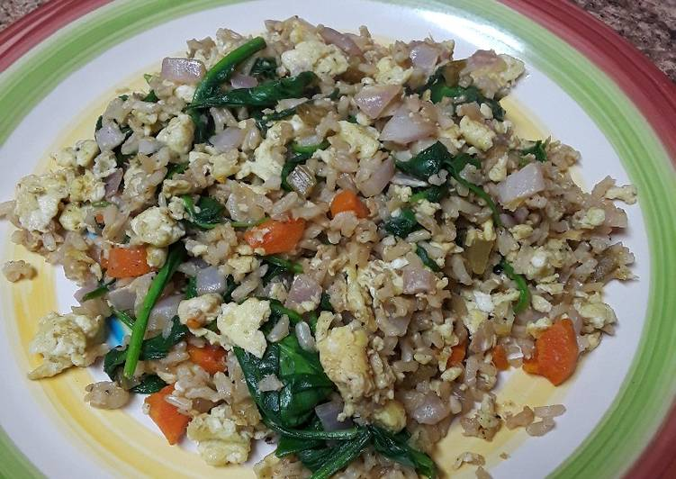 How to Make Any-night-of-the-week Breakfast Fried Rice