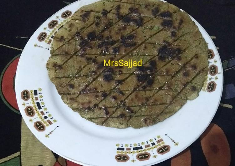 The Meals You Select To Consume Will Effect Your Health Masala Bajra Roti