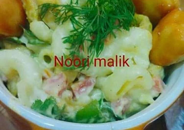 Mustard Almond Chicken Salad