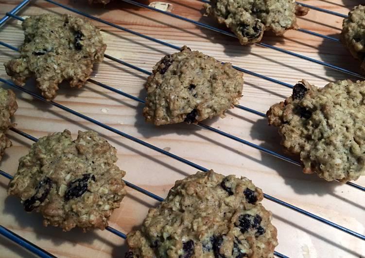 Oatmeal Raisin Cookies 🍪