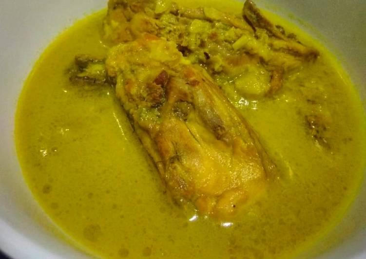 Lodho Ayam khas Trenggalek ala Shinta Makarim