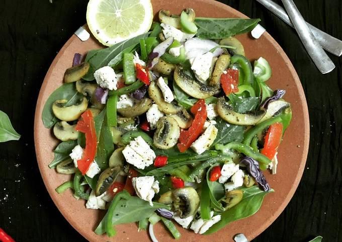 Chicken & Veg. Salad