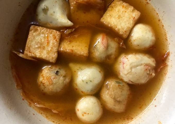 Oden simple