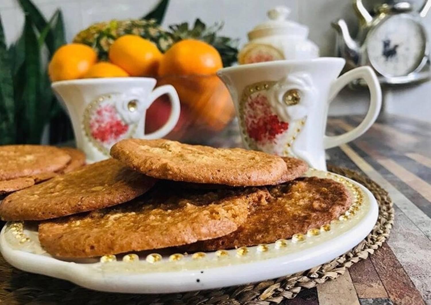 маленькие хрустящее печенье рецепт с фото родилась выросла москве