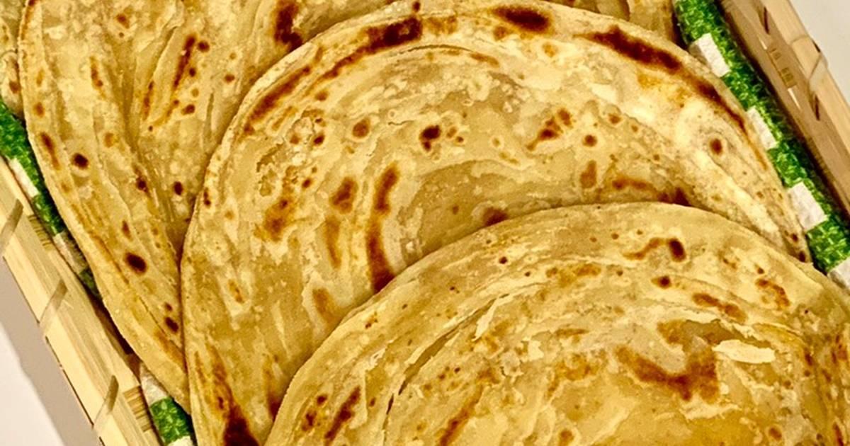 براتا خبز هندي بالصور من Toory كوكباد