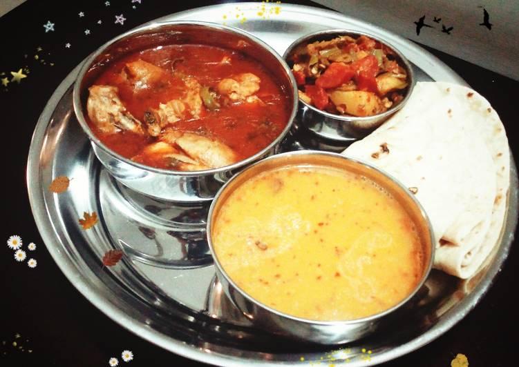 10 Minute Recipe of Vegan Arher ki Daal (Lentil)