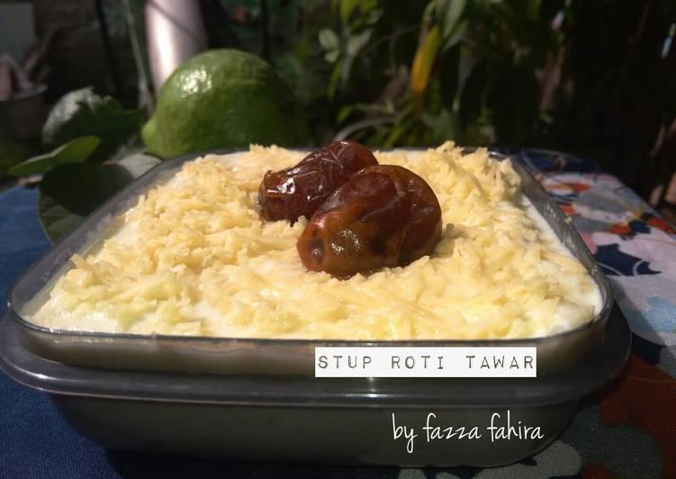 Resep Stup Roti Tawar Top