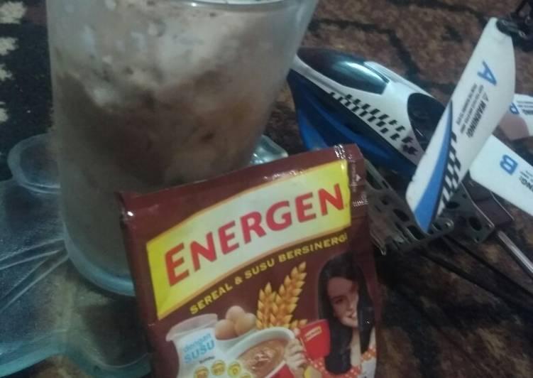 Ice cream Energen