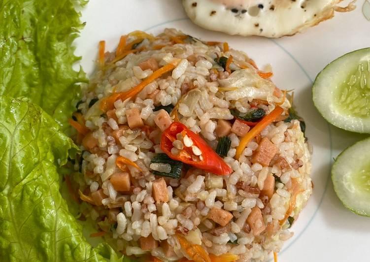 Nasi Goreng Ham