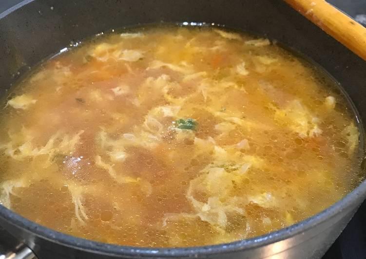 Top 10 Dinner Easy Fall Tomato & Egg Soups