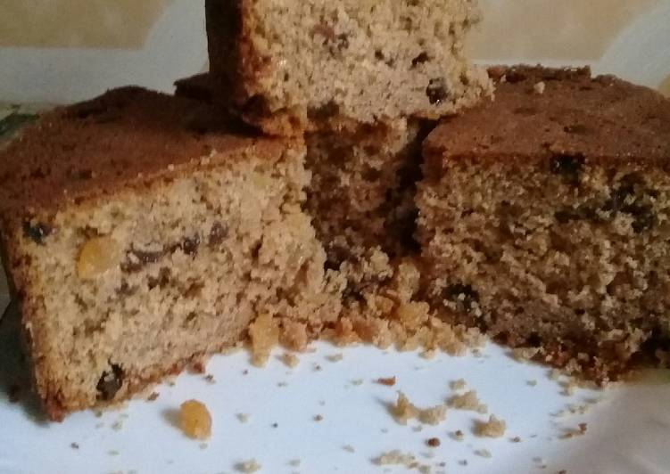 Recipe of Homemade Fruit cake