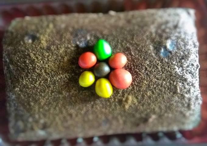 Sponge Cake Coklat Kukus Lembut&Ringan