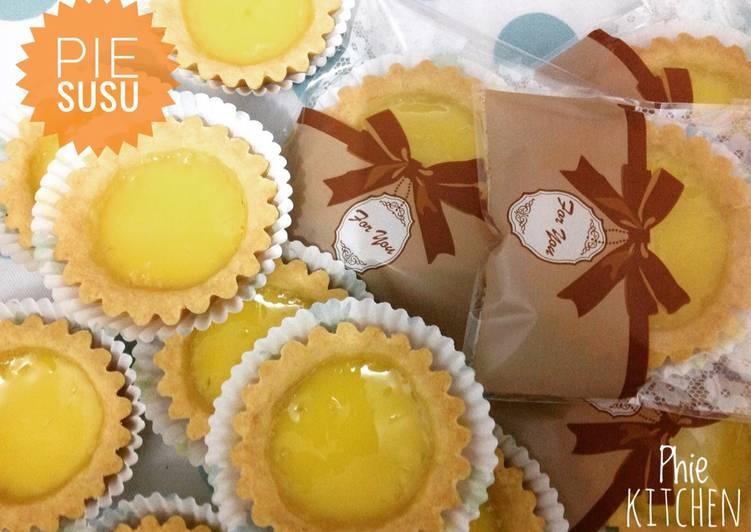 Resep Pie susu/ kue Lontar- recomended 👌😍 Bikin Ngiler