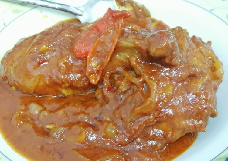 Sambal tempoyak ayam - velavinkabakery.com