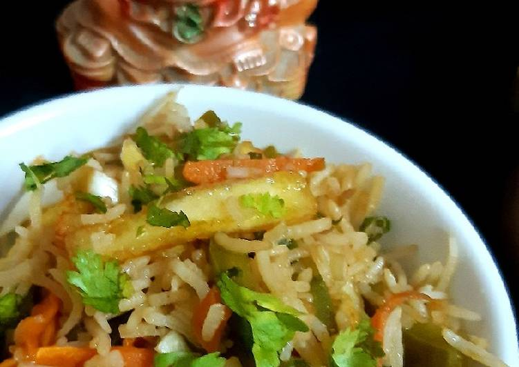 Step-by-Step Guide to Prepare Award-winning Chinese Fried Rice