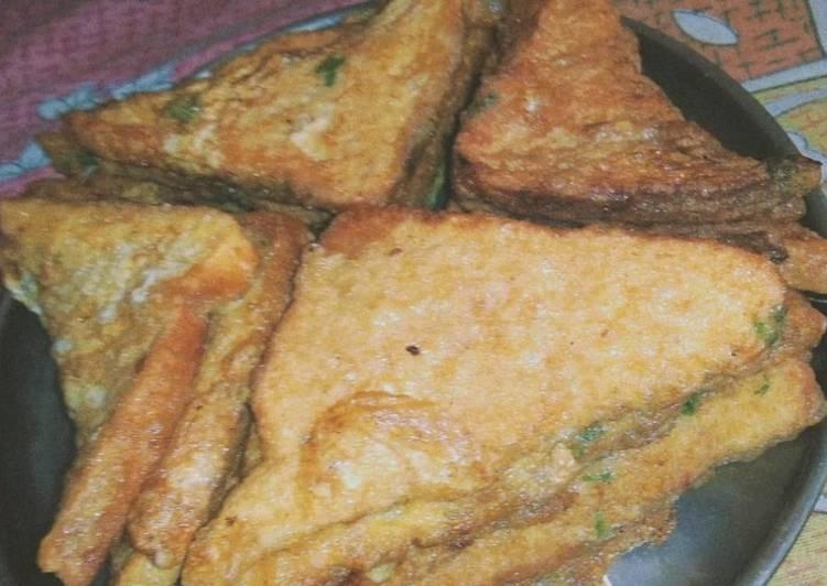 Recipe of Super Quick Homemade Fried Egg Bread