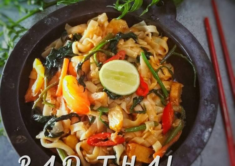 Pad Thai Sayur Kampung