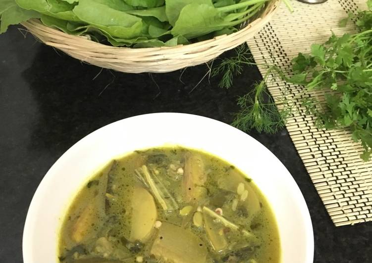 Step-by-Step Guide to Make Perfect The Green Stew