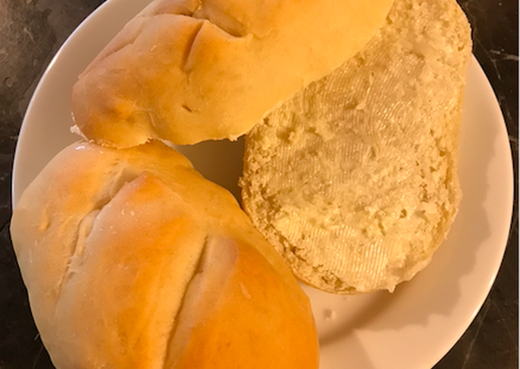 How to Prepare Yummy Hoagie Buns