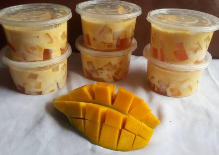 Jelly manggo