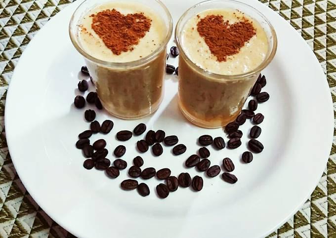Coffee cinnamon Lassi