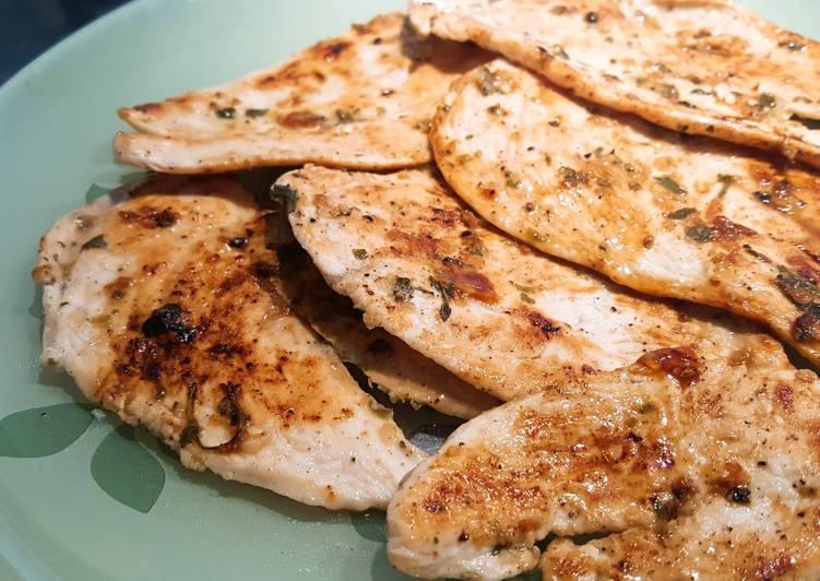 Pollo A La Plancha Extra Jugoso Receta De Cocina Con Celi Cookpad