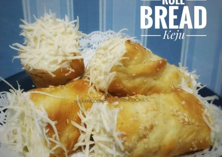 Mini roll bread keju