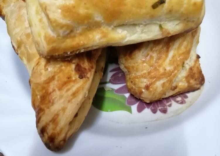 Step-by-Step Guide to Make Perfect Meat pies #themechallenge