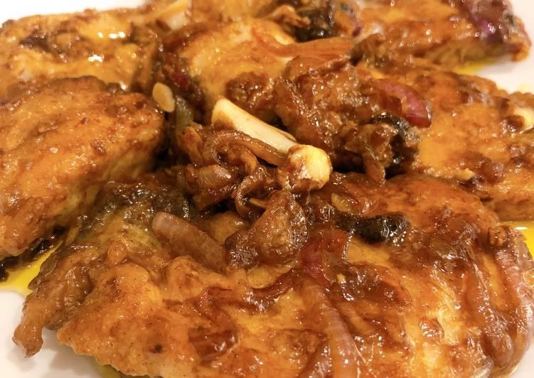 Malasugue Fish Steak