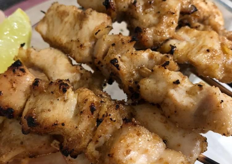 Sate Ayam ala ma family😎 - cookandrecipe.com
