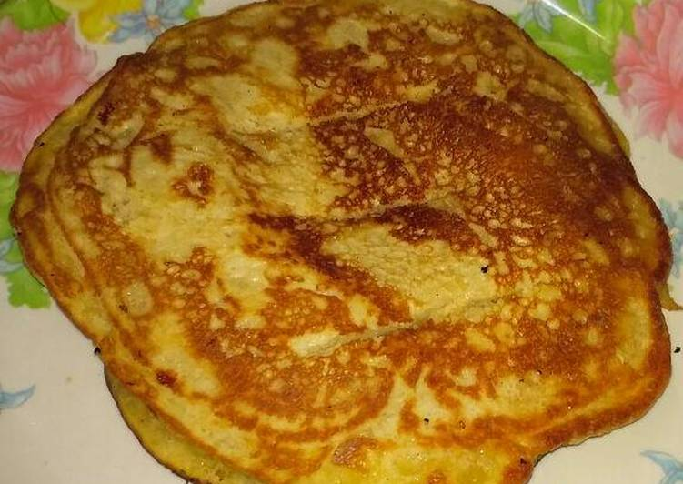 How to Prepare Quick Pancake