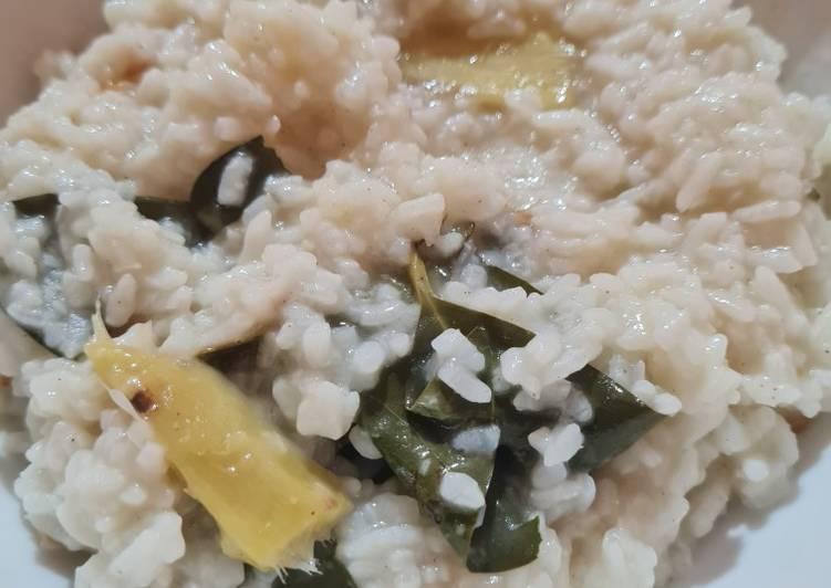 Bubur Nasi Bawang Putih