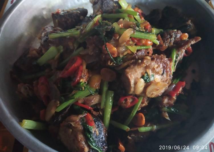 Resep Pindang tongkol bumbu tomat, Lezat Sekali