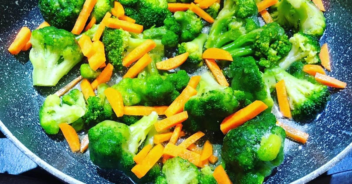 гарри приготовление брокколи рецепты с фото пошагово показал