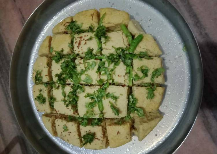 Corn Dhokla Choosing Fast Food That's Good For You