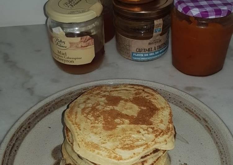 Le moyen le plus simple de Cuire Délicieuse Pancake