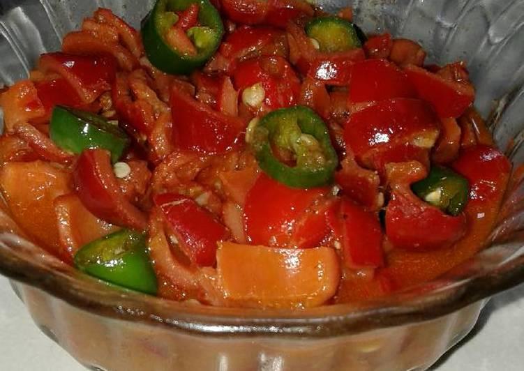 Resep Sayur kulit melinjo yang Sempurna