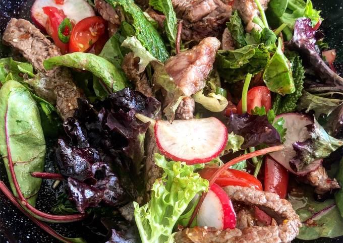 "Thai ""Cheat"" Beef Salad"