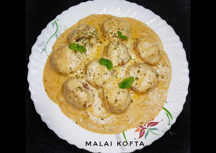 Recipe of Super Quick Homemade Malai kofta