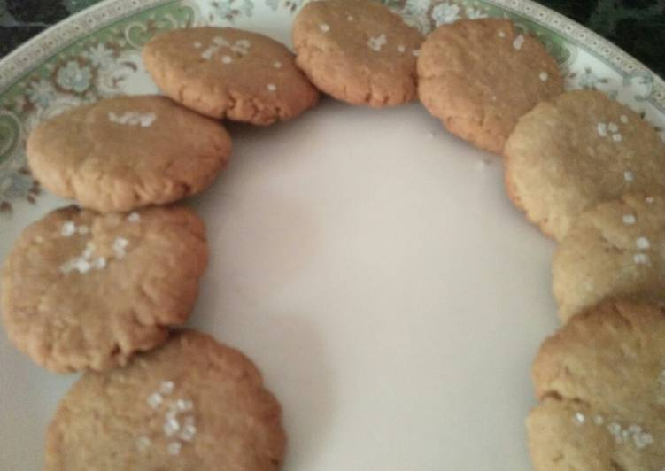 Whole_wheat_coconut_crunch_cookies# - Laurie G Edwards