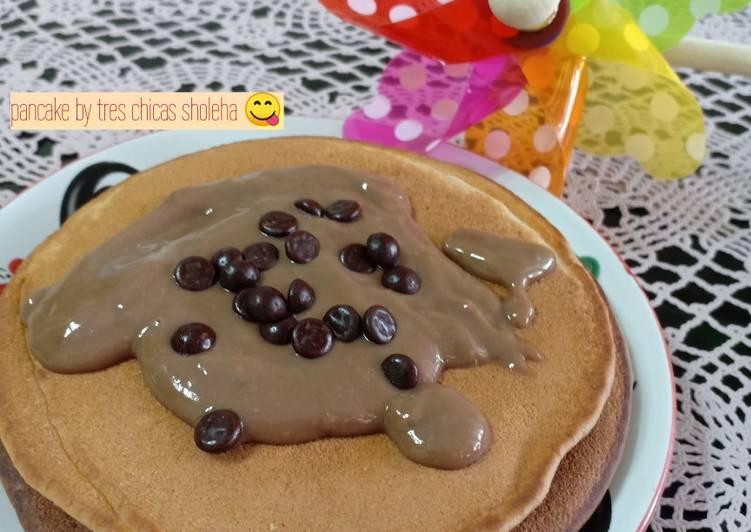 Resep Pancake coklat Terbaik